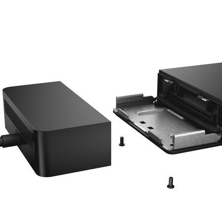 Dell DELL WD19 Bedraad USB 3.0 (3.1 Gen 1) Type-C Zwart