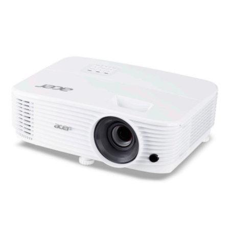 Acer Acer P1155 beamer/projector 4000 ANSI lumens DLP SVGA (800x600) Plafondgemonteerde projector Wit