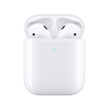 Apple Apple AirPods (2nd generation) Airpods met draadloze oplaadcase