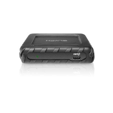 Glyph Glyph BlackBox Plus externe harde schijf 2000 GB Zwart