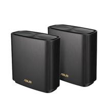 ASUS ZenWiFi AX (XT8) draadloze router Tri-band (2.4 GHz / 5 GHz / 5 GHz) Gigabit Ethernet Zwart