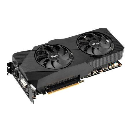 Asus ASUS Dual -RTX2060S-O8G-EVO-V2 NVIDIA GeForce RTX 2060 SUPER 8 GB GDDR6