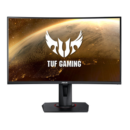 "Asus ASUS TUF Gaming VG27WQ 68,6 cm (27"") 2560 x 1440 Pixels Full HD LED Zwart"