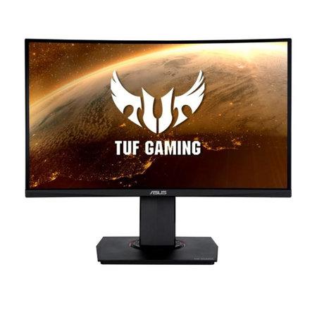 """Asus ASUS TUF Gaming VG24VQ 59,9 cm (23.6"""") 1920 x 1080 Pixels Full HD LED Zwart"""