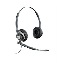 POLY HW720 Headset Hoofdband Zwart
