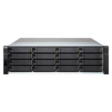 QNAP QNAP EJ1600 v2 disk array Zwart