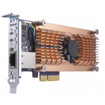 QNAP QM2-2S10G1T interfacekaart/-adapter SATA Intern