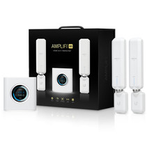 AmpliFi HD draadloze router Dual-band (2.4 GHz / 5 GHz) Gigabit Ethernet Wit