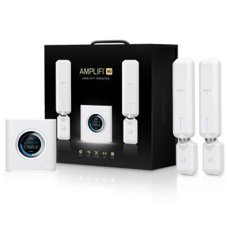 Ubiquiti AmpliFi HD draadloze router Dual-band (2.4 GHz / 5 GHz) Gigabit Ethernet Wit