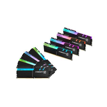 G.Skill G.Skill Trident Z RGB F4-3200C16Q2-256GTZR geheugenmodule 256 GB 8 x 32 GB DDR4 3200 MHz