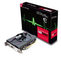 Sapphire 11268-01-20G videokaart AMD Radeon RX 550 4 GB GDDR5