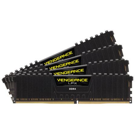 Corsair Corsair Vengeance LPX CMK64GX4M4E3200C16 geheugenmodule 64 GB 4 x 16 GB DDR4 3200 MHz