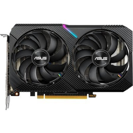 Asus ASUS Dual -GTX1660S-O6G-MINI NVIDIA GeForce GTX 1660 SUPER 6 GB GDDR6