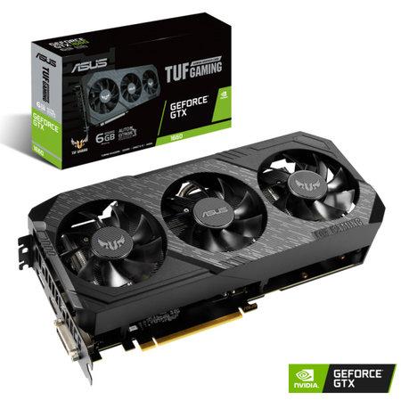 Asus ASUS TUF Gaming TUF3-GTX1660-6G-GAMING NVIDIA GeForce GTX 1660 6 GB GDDR5