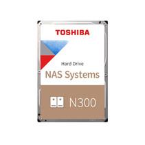 "Toshiba 8.9cm (3.5"")  8TB SATA3 NAS N300 Gold bulk"