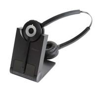 Jabra PRO 930 Duo Headset Hoofdband Zwart