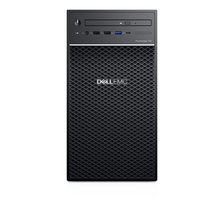 Dell DELL PowerEdge T40 server Intel Xeon E 3,5 GHz 8 GB DDR4-SDRAM Mini Tower 300 W