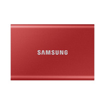 Samsung T7 500 GB Rood