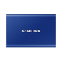 Samsung T7 2000 GB Blauw