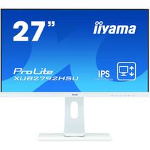 "iiyama ProLite XUB2792HSU-W1 computer monitor 68,6 cm (27"") 1920 x 1080 Pixels Full HD LED Wit"