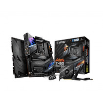 MSI MEG Z490 Godlike LGA 1200 Verlengd ATX Intel Z490