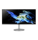 """Acer Acer CB2 CB342CKCsmiiphuzx 86,4 cm (34"""") 3440 x 1440 Pixels UWQHD LED Zwart, Zilver"""