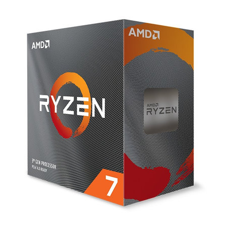 AMD AMD Ryzen 7 3800XT processor 3,9 GHz