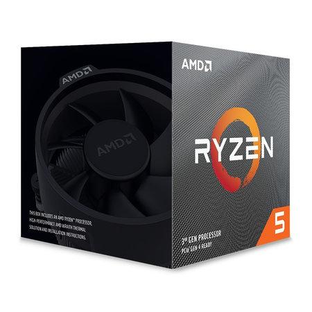 AMD AMD Ryzen 5 3600XT processor 3,8 GHz Box