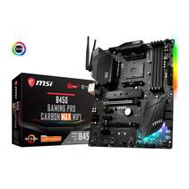 MSI B450 GAMING PRO CARBON MAX WIFI Socket AM4 ATX AMD B450