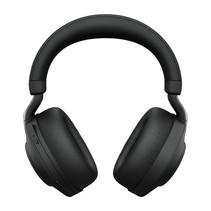 Jabra Evolve2 85, UC Stereo Headset Hoofdband Zwart