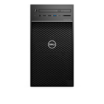 DELL Precision 3640 Intel® 10de generatie Core™ i7 i7-10700 16 GB DDR4-SDRAM 512 GB SSD Tower Zwart PC Windows 10 Pro