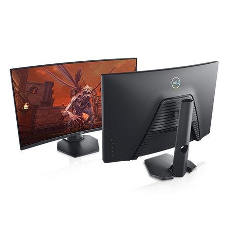 """Dell DELL S Series S2721HGF LED display 68,6 cm (27"""") 1920 x 1080 Pixels Full HD LCD Zwart"""