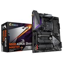 Gigabyte B550 Aorus Master Socket AM4 ATX AMD B550