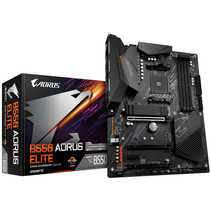 Gigabyte B550 AORUS ELITE Socket AM4 ATX AMD B550
