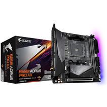 Gigabyte B550I AORUS PRO AX Socket AM4 Mini ITX AMD B550