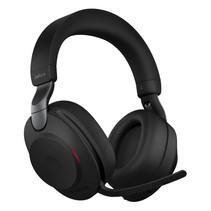 Jabra Evolve2 85, MS Stereo Headset Hoofdband Zwart