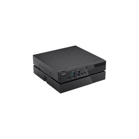 Asus ASUS 90MS01L1-M02480 PC's/werkstation Intel® 9de generatie Core™ i7 i7-9700T 8 GB DDR4-SDRAM 256 GB SSD mini PC Zwart Windows 10 Pro