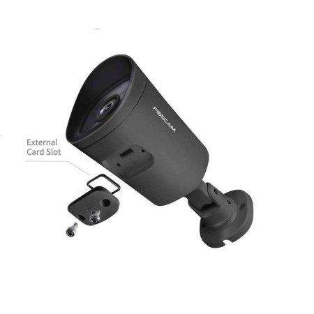 Foscam Foscam G4EP PoE 4.0MP Outdoor Camera (Zwart)