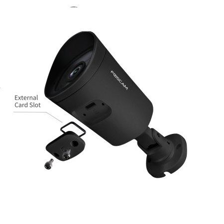 Foscam Foscam  FI9912EP Full HD 2MP IP Camera (Zwart)