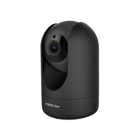 Foscam Foscam R2M Smart 2MP Pan-Tilt Camera (Zwart)