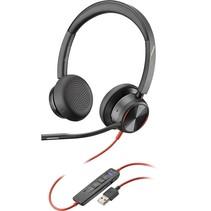 Blackwire 8225-M  Microsoft USB-A