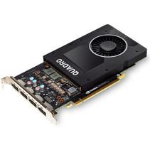 PNY VCQP2200-PB videokaart NVIDIA Quadro P2200 5 GB GDDR5X