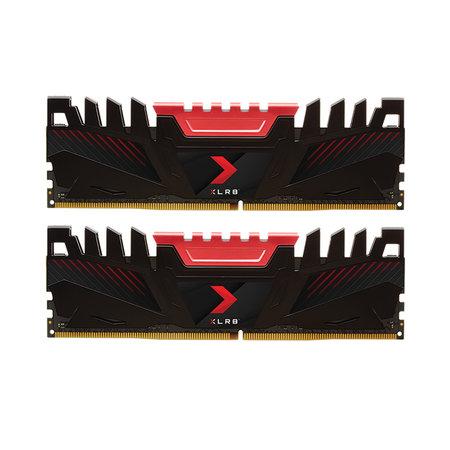 PNY Technologies PNY XLR8 geheugenmodule 32 GB 2 x 16 GB DDR4 3200 MHz