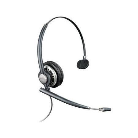 Poly POLY HW710 Headset Hoofdband Zwart