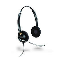 POLY Encorepro 520V Headset Hoofdband Zwart