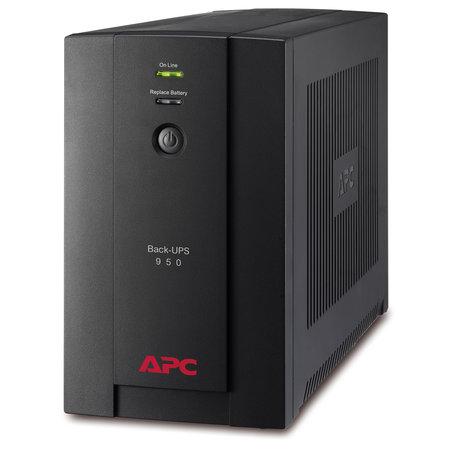 APC APC Back-UPS 950VA noodstroomvoeding 6x C13, USB