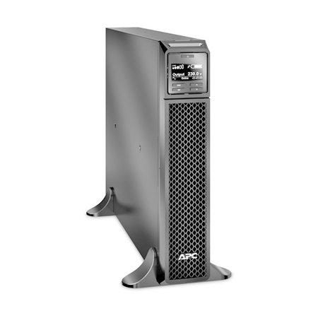 APC APC Smart-UPS On-Line SRT2200LXI - Noodstroomvoeding, 8x C13, 2x C19 uitgang, tower, 2200VA