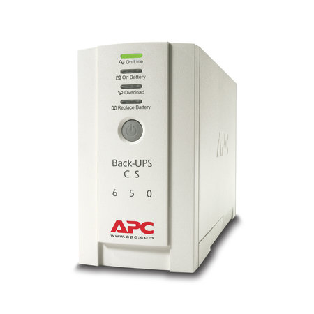APC APC Back-UPS 650VA noodstroomvoeding 4x C13 uitgang, USB