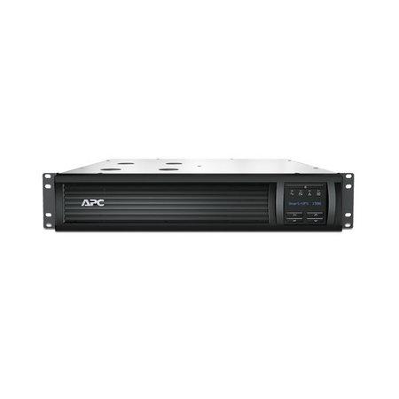APC APC Smart-UPS SMT1500RMI2UNC - Noodstroomvoeding 4x C13, USB, rack mountable, NMC, 1500VA