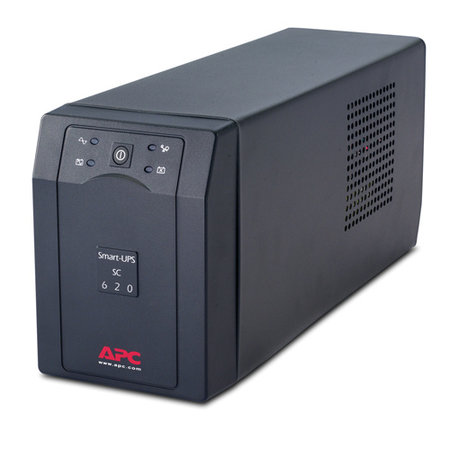 APC APC Smart-UPS 620VA noodstroomvoeding 4x C13 uitgang, serieel